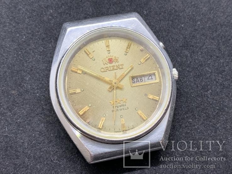 Orient AAA Crystal Automatic Ориент Часы наручные мужские Автоподзавод