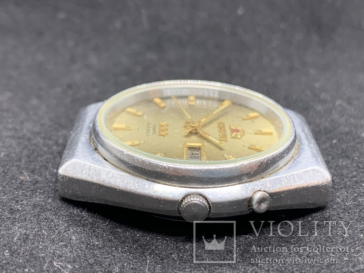 Orient AAA Crystal Automatic Ориент Часы наручные мужские Автоподзавод, фото №5