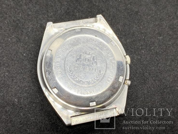 Orient AAA Crystal Automatic Ориент Часы наручные мужские Автоподзавод, фото №7