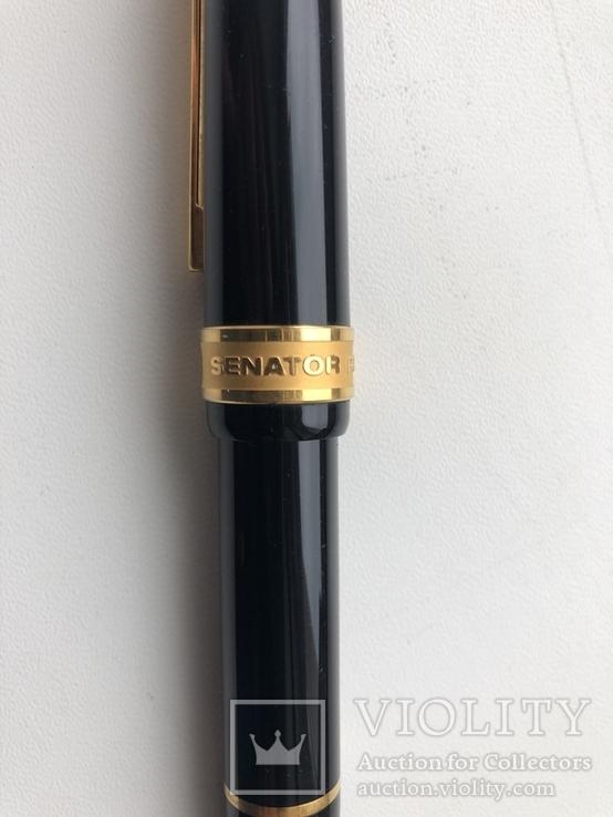 Ручка чернильная.  Фирма - «Сенатор». Модель- «Президент», фото №9