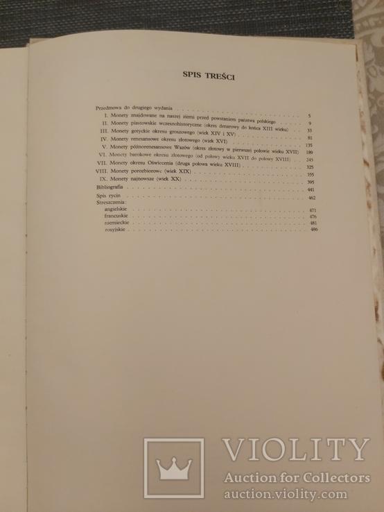 """Книга """"Тысяча лет монет Польши"""", фото №7"""