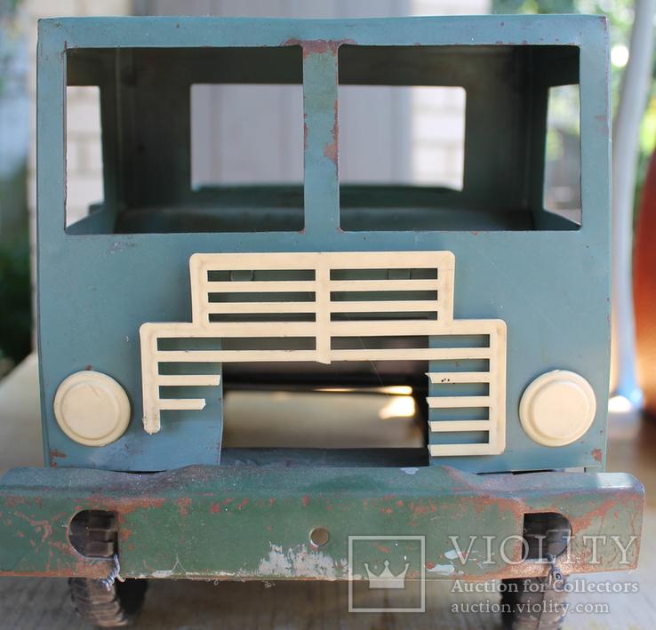 Металева машинка, фото №2
