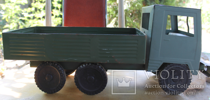 Металева машинка, фото №3