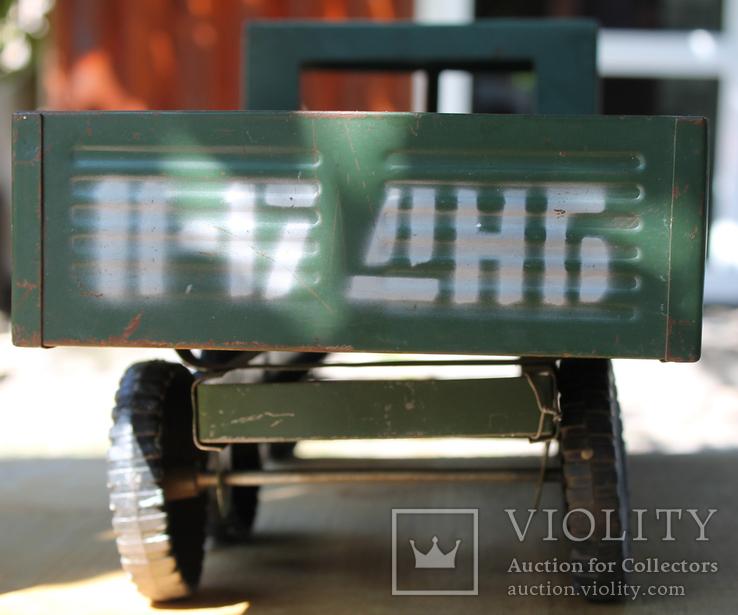 Металева машинка, фото №5