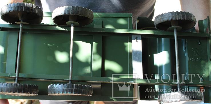 Металева машинка, фото №7