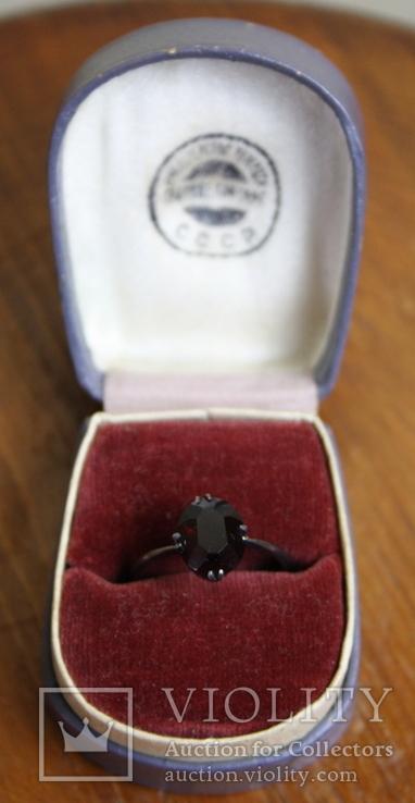 Перстень ссср, фото №2