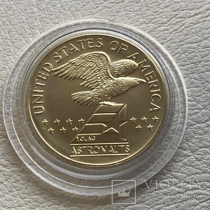 США 5$ 1988 год 8,35 грамм 900', фото №3