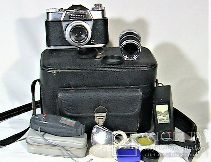 Фотоаппарат YoigHander Bessamatic  West Germany, фото №2