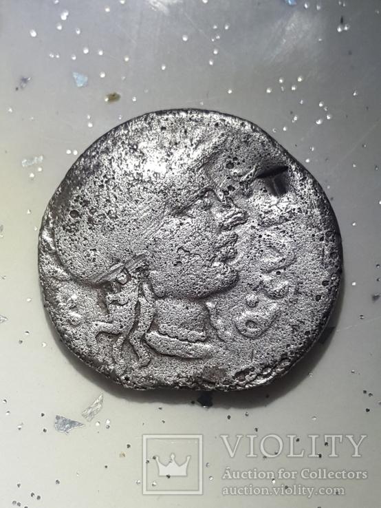 Монета древнего рима, фото №2