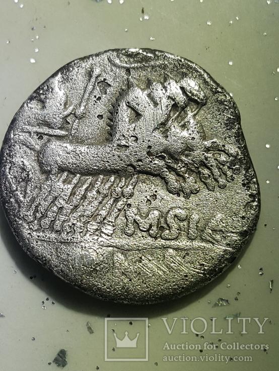 Монета древнего рима, фото №3