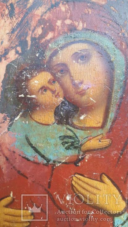 Икона богородица, фото №9