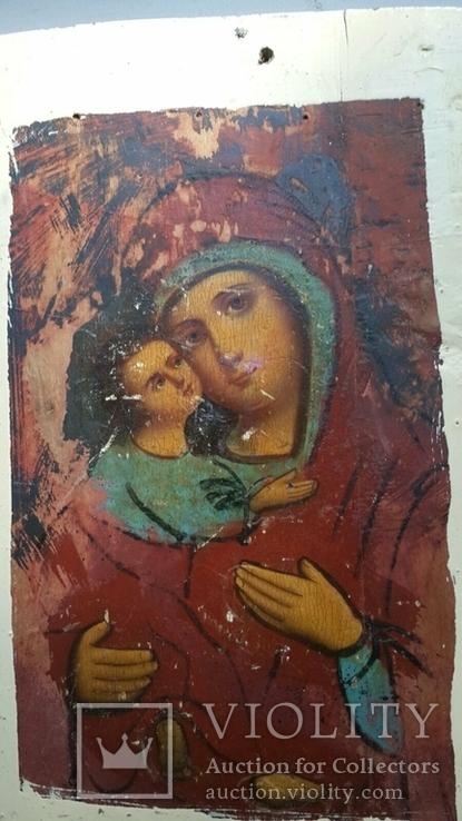 Икона богородица, фото №10