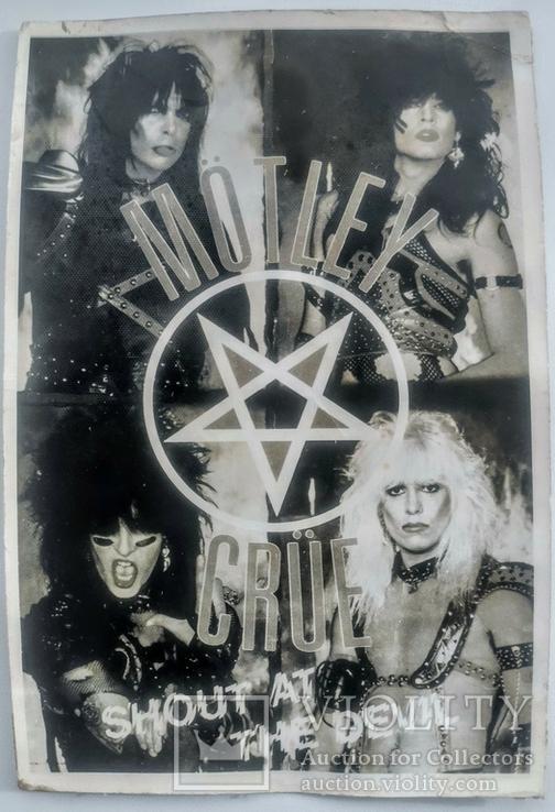 Фотографии 80-х гг. Manowar. Black Sabbath. Bon Jovi. Ozzy Osbourne, фото №7