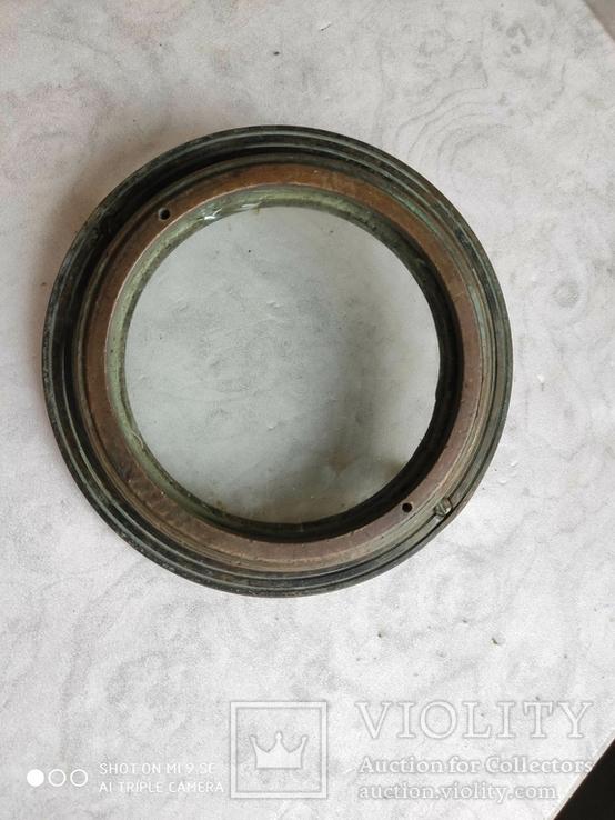 Водолазный шлем передняя часть, фото №3