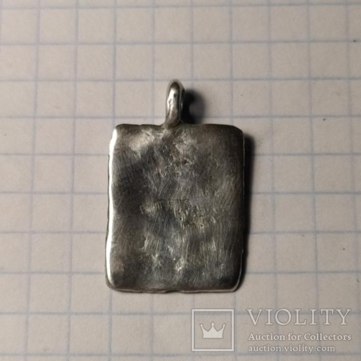 Оранта кр серебро копия, фото №4