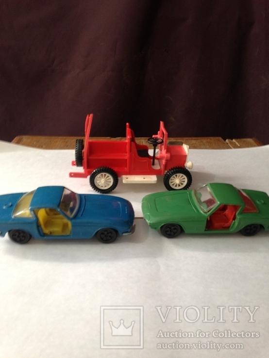 Машинки СССР, фото №9