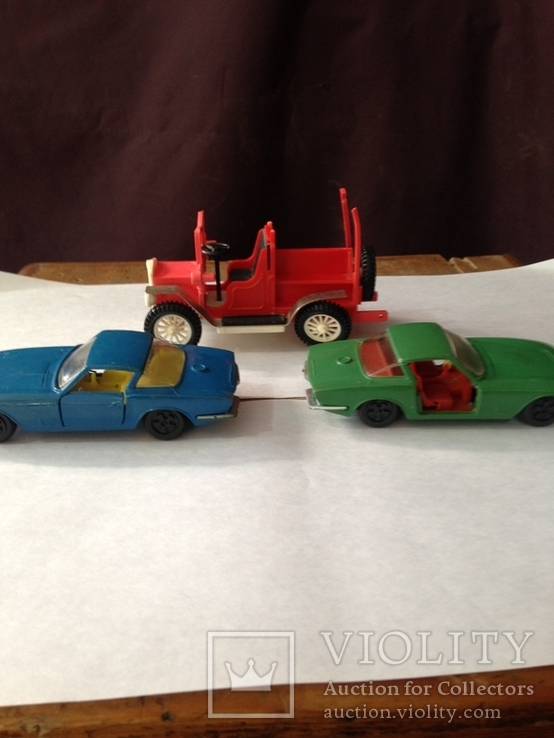 Машинки СССР, фото №10