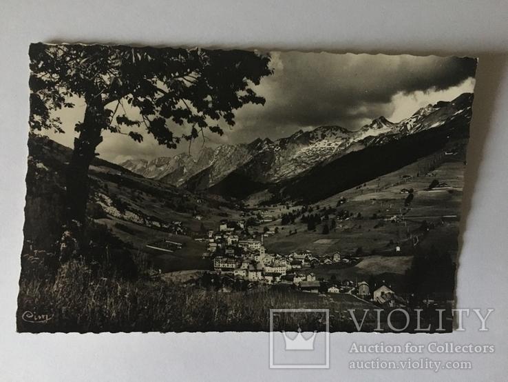 Листівка La Clusaz 1951, фото №2