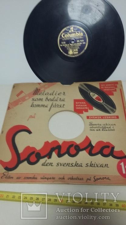 Шведская пластинка, фото №5