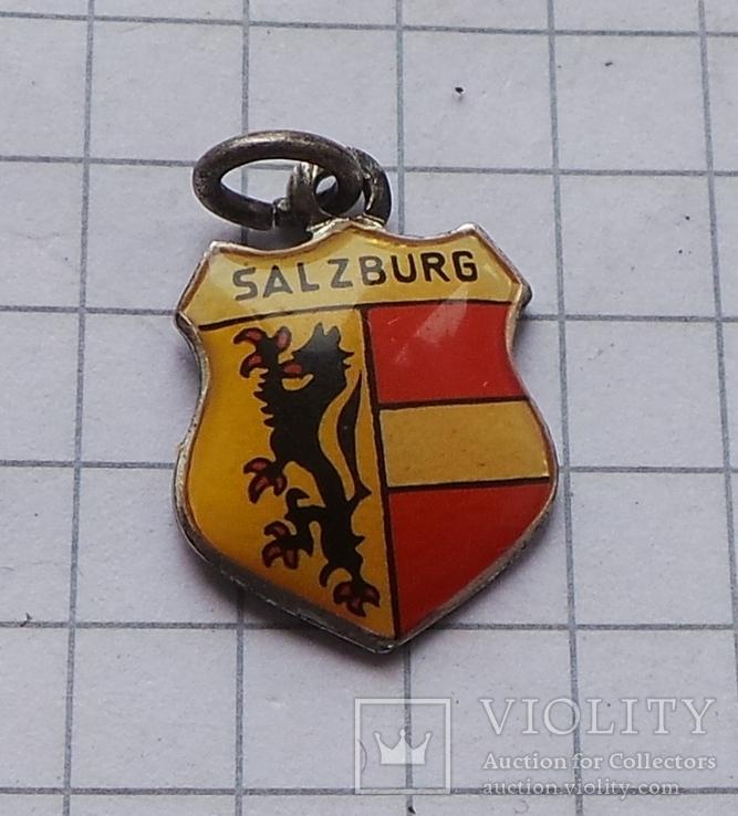 Зальцбург , жетон, фото №2