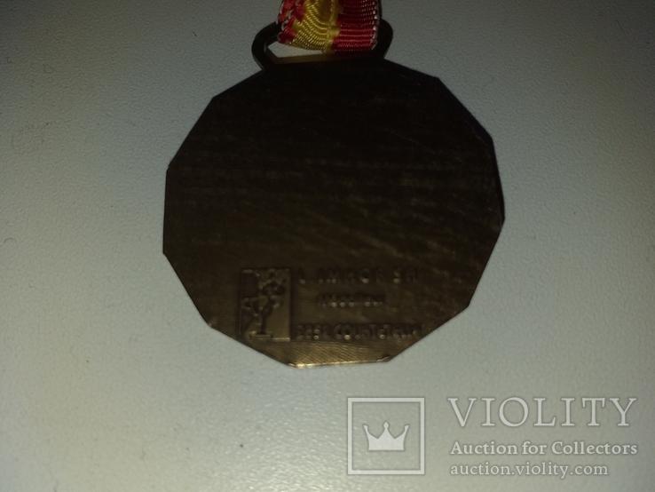 Медаль по бегу, фото №3
