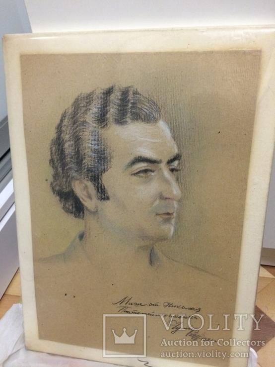 Миша , 1981 год, художник Чумак, фото №6