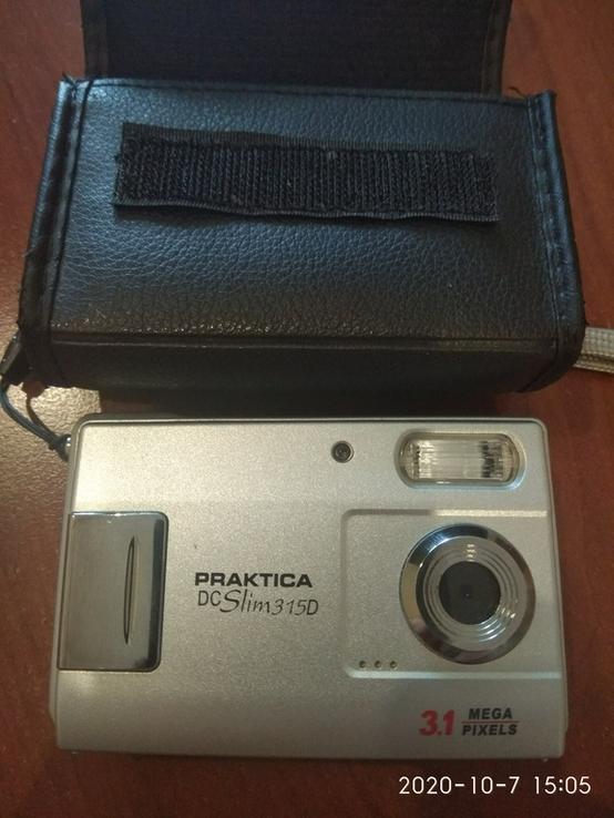 Мини-фотоаппарат  PRAKTICA DC Slim 315D, фото №2