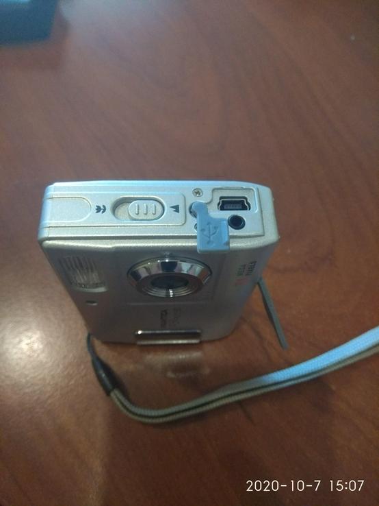 Мини-фотоаппарат  PRAKTICA DC Slim 315D, фото №6