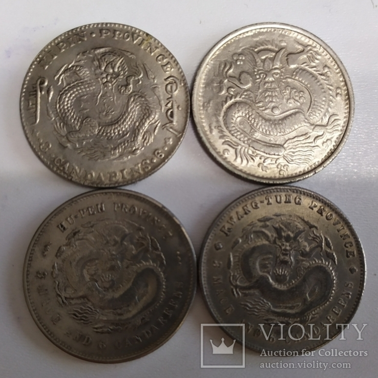 Копії дорогих китайських монет, фото №3