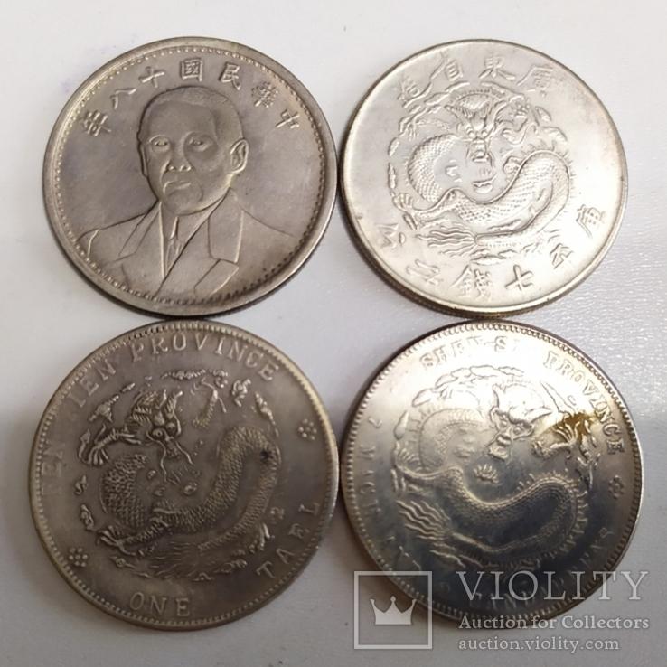 Копії дорогих китайських монет 2, фото №3