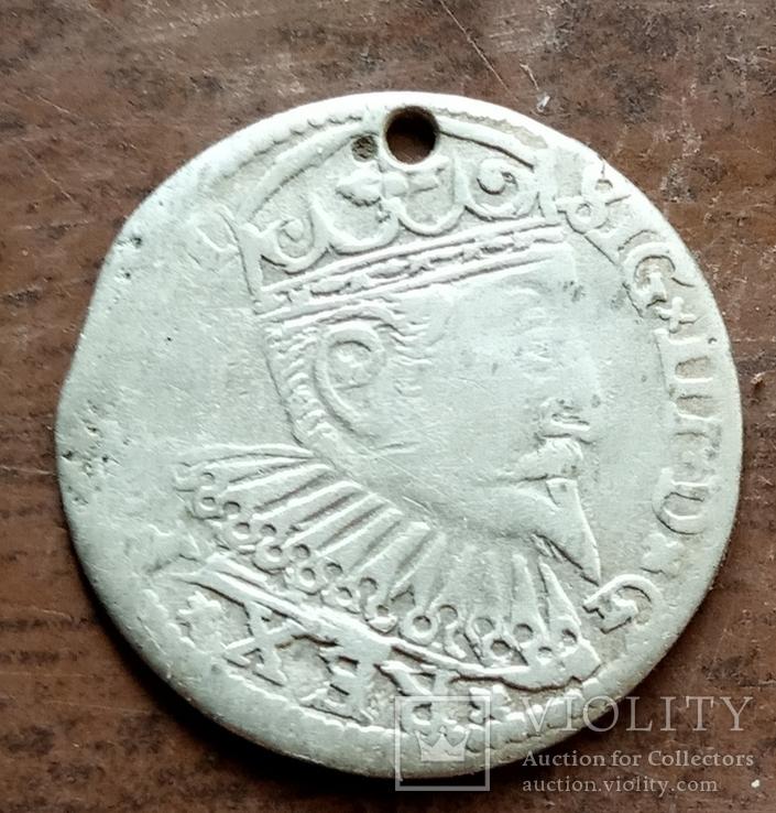 Трояк 1600 г., фото №2