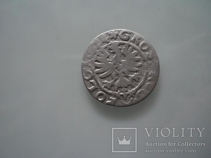 Грош коронный 1624 г, фото №7