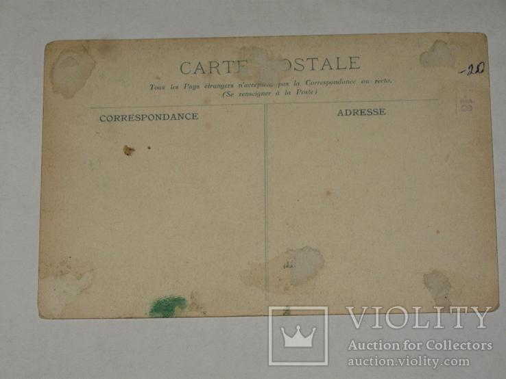 Открытка  до 1917 Овцы   №89, фото №4