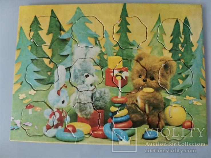 Игра Твои друзья игрушки, фото №10