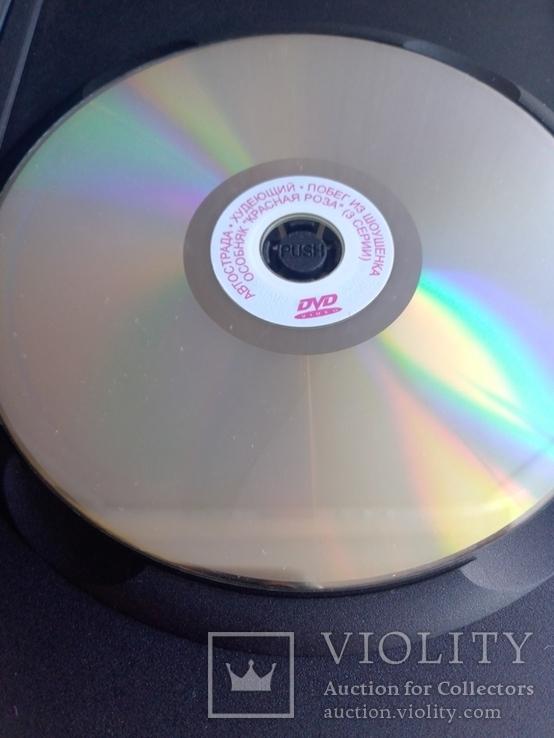 Диск с фильмами С.Кинг выпуск 6, фото №7