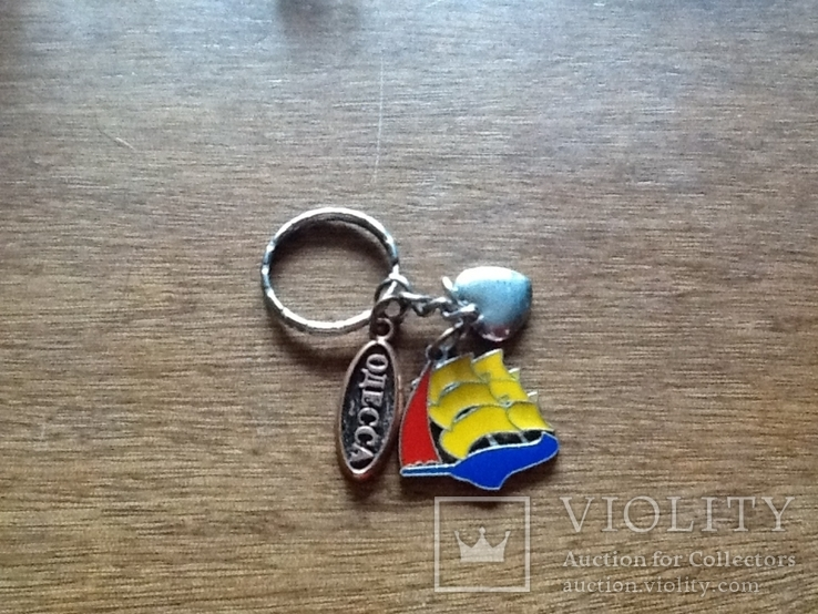 Брелок Одесса, фото №2