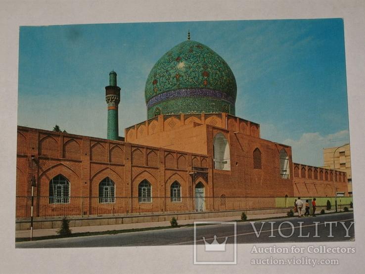Открытка 1950-1980 годы Мечеть  №133, фото №2
