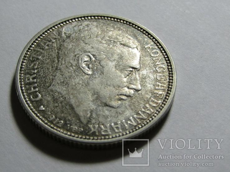 2 кроны 1912 Дания. серебро, фото №7