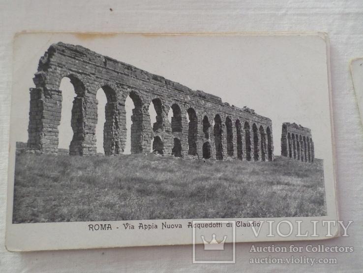 Открытки Рим   №4, фото №5