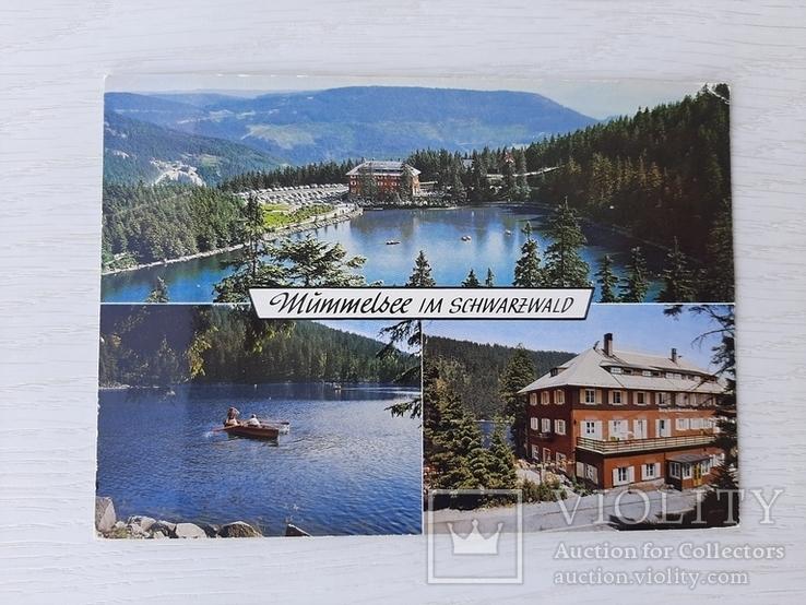 Немецкая ретро открытка (8), фото №2