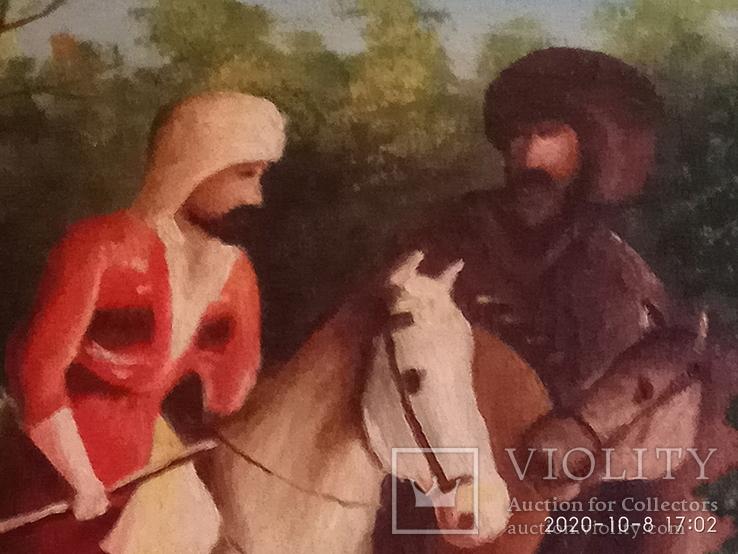 Картина маслом на холсте, фото №4