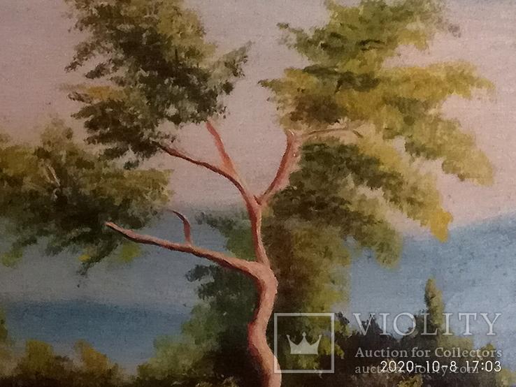 Картина маслом на холсте, фото №9