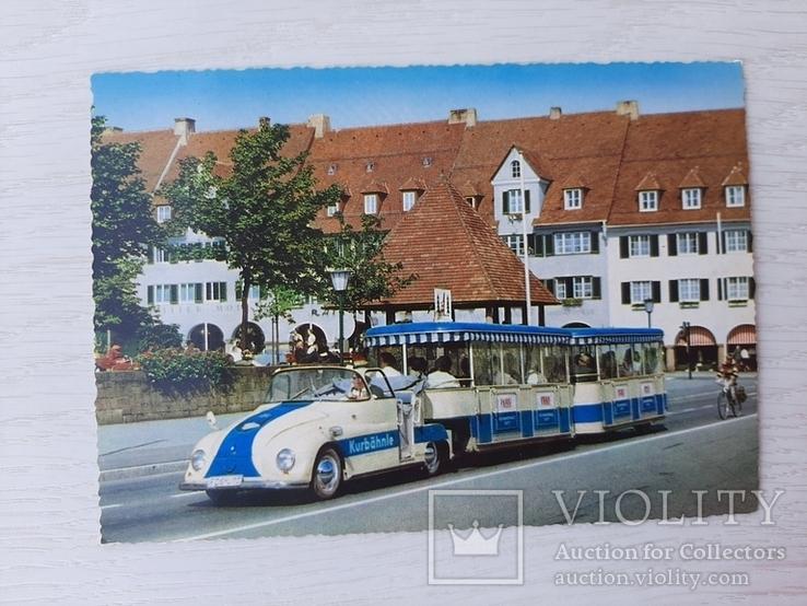 Немецкая ретро открытка (10), фото №2
