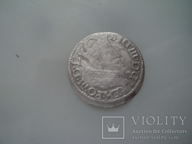 Грош 1625 г, фото №2