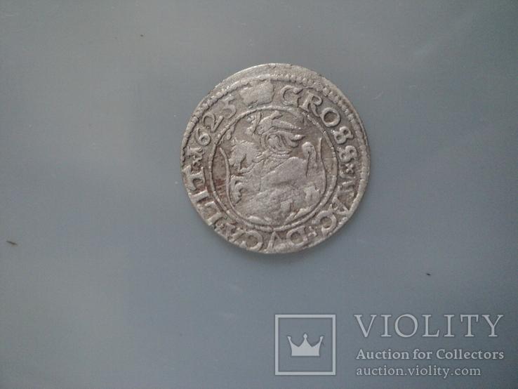 Грош 1625 г, фото №5