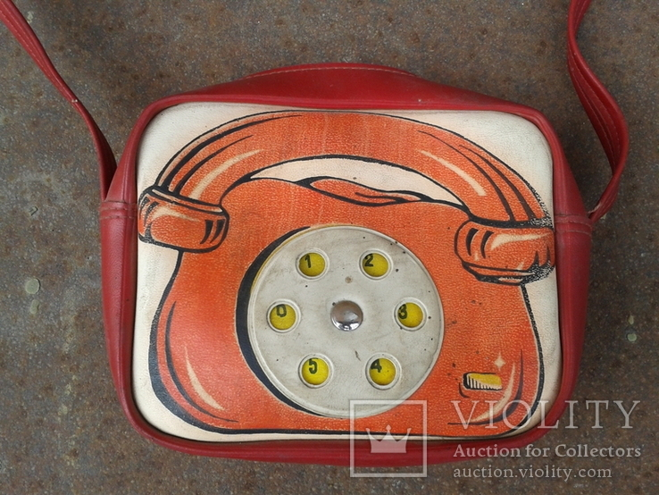 Дитяча сумка-телефон., фото №3