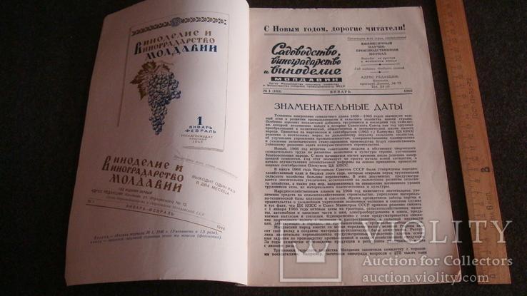 Садоводство, виноградарство и виноделие Молдавии 1/1966, фото №3