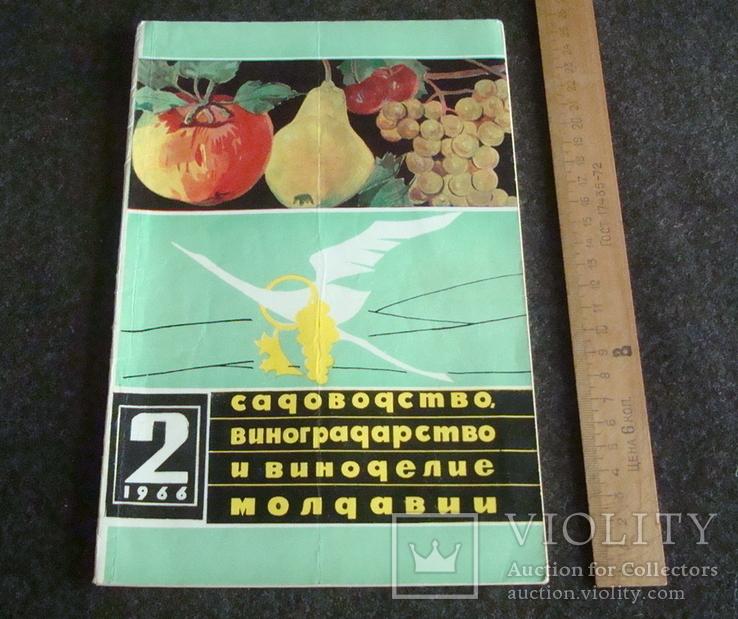 Садоводство, виноградарство и виноделие Молдавии 2/1966, фото №2