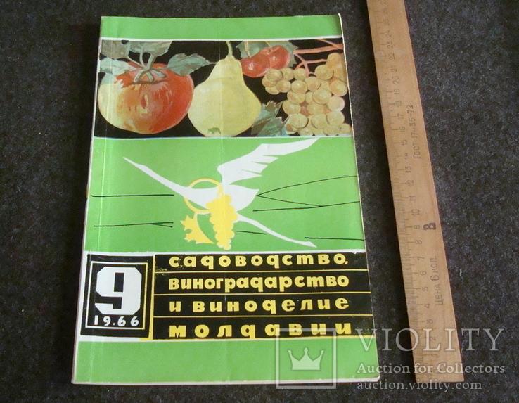 Садоводство, виноградарство и виноделие Молдавии 9/1966, фото №2