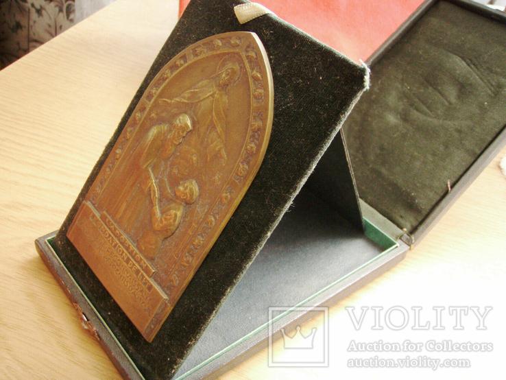Франция, Медаль за благотворительность сиротским домам, фото №2